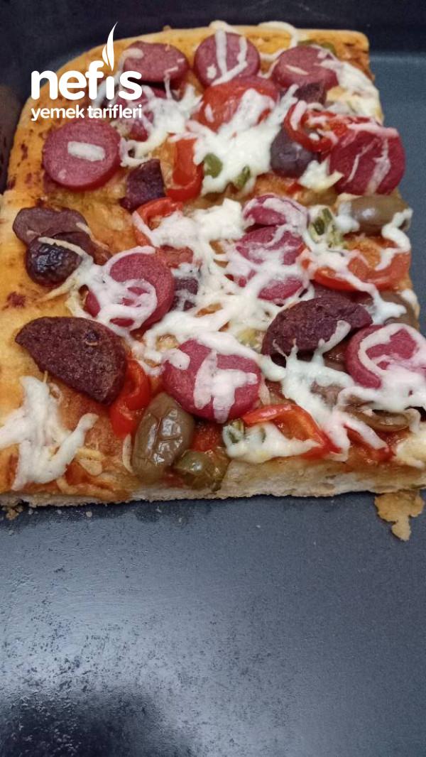 Evde Kolay Pizza