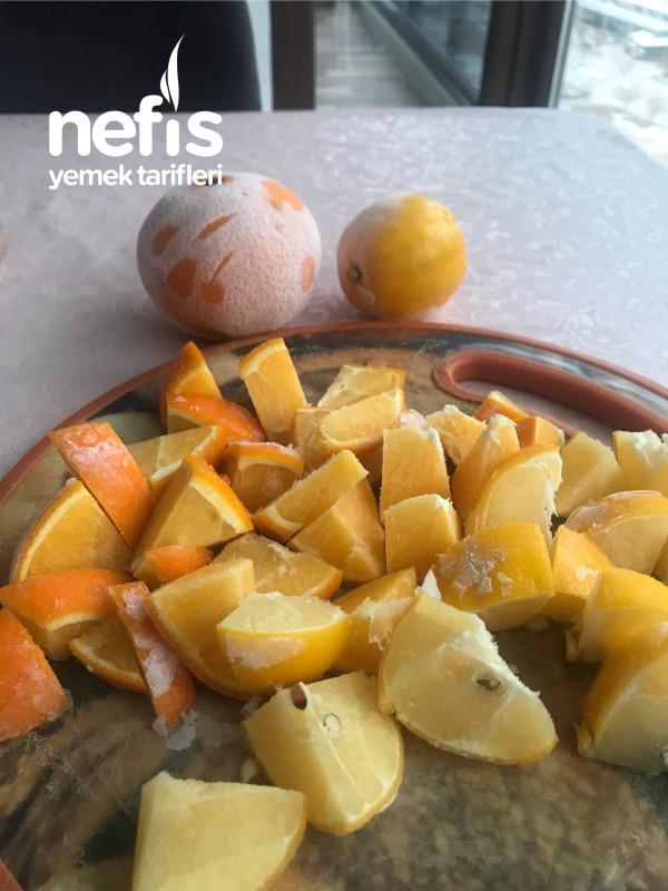 Limonata(Her mevsim içilebilir)