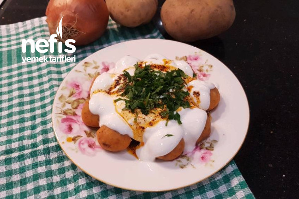 Pratik Patates Mantısı