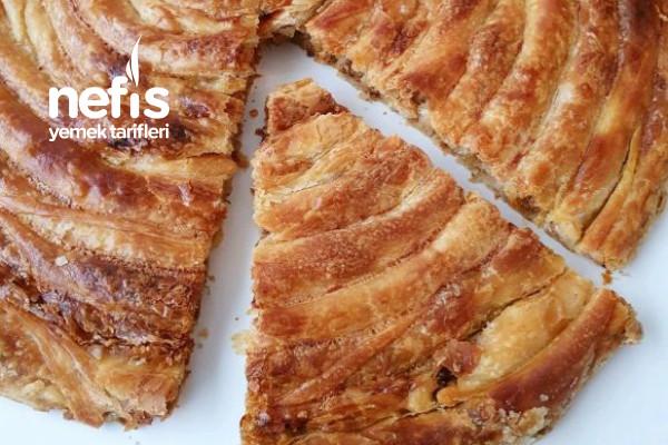 Rulo Tepsi Böreği(El Açması) Tarifi