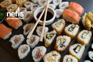 Sushi - Suşi Tarifi