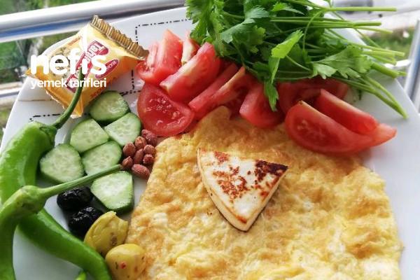 Diyet Kahvaltı 1 Tarifi