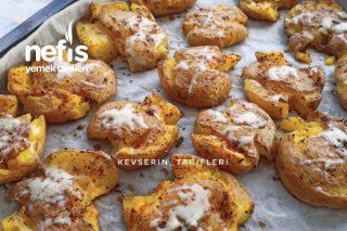 Fırında Muhteşem Lezzetiyle Ezme Patates Tarifi