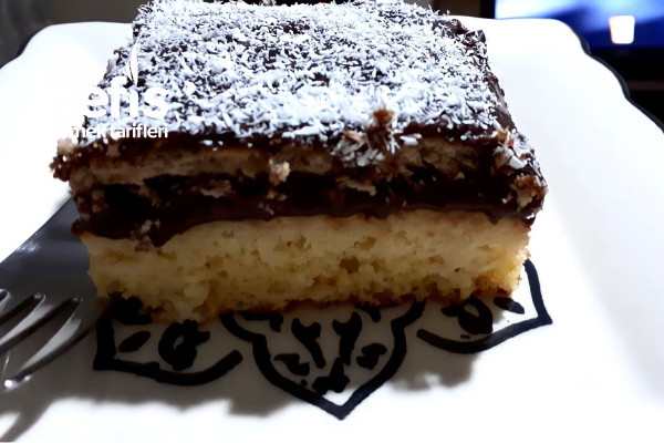 Kekli Bisküvili Pasta Tarifi