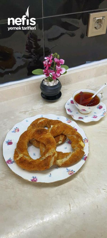 Peynirli Milföy Simit