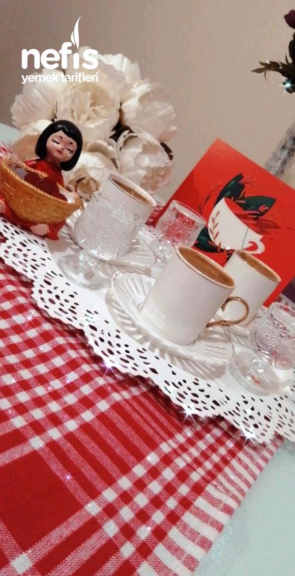 Türk Kahvesi (Yeni Yıl, Yılbaşı Temalı)