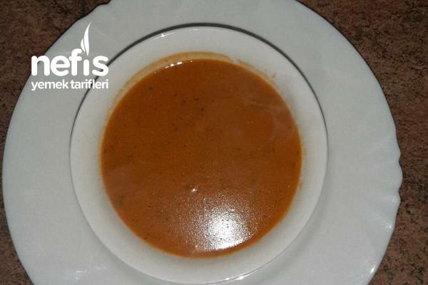 Lezzet Garanti Kırmızı Mercimek Çorbası