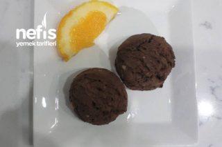 Portakal Aromalı Dondurma Kaşığı Kurabiyesi Tarifi