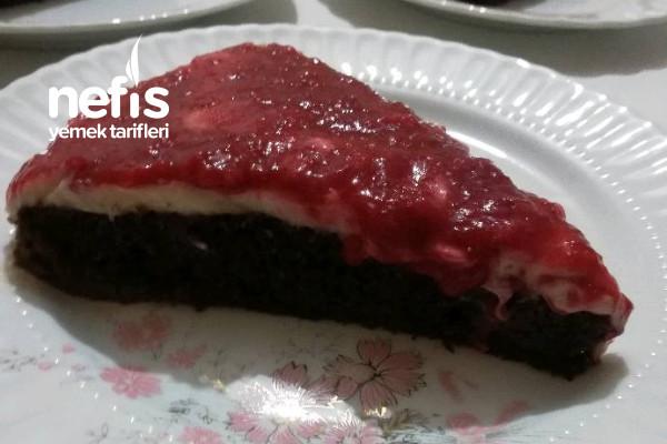 Sıcak Çikolatalı Pasta