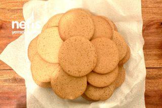 Zencefilli Kurabiye  (Gingerbread Kurabiye) Tarifi
