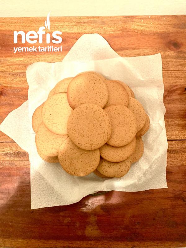Gingerbread Kurabiye (Zencefilli Kurabiye)