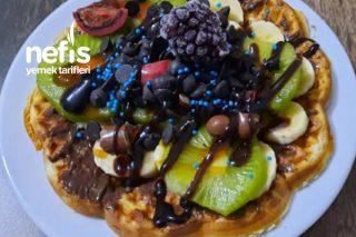 Harikulade Waffle Tarifi