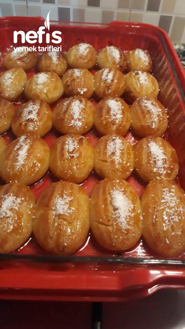Hocasından Aldigim Orjinal Pastane Usulü Agizda Dagilan Sekerpare