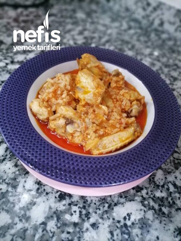 Pirinçli Et Yemeği