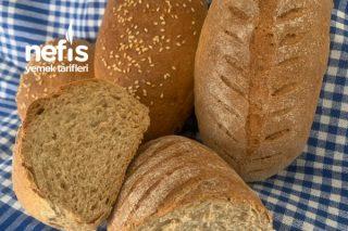 Tam Buğday Ekmeği – 2 Somun Tarifi