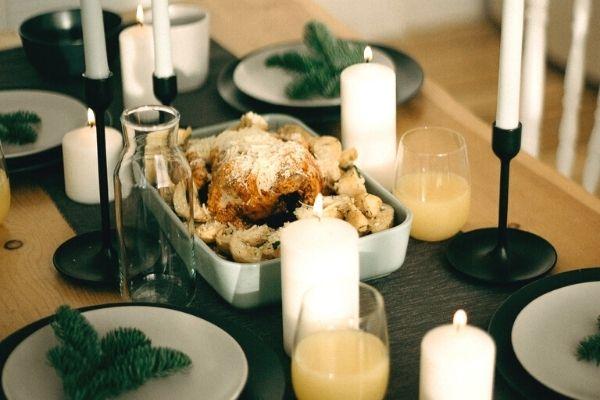 romantik yemek masaları
