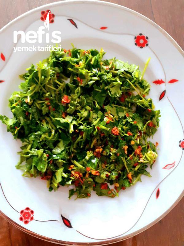 Maydanoz Salatası