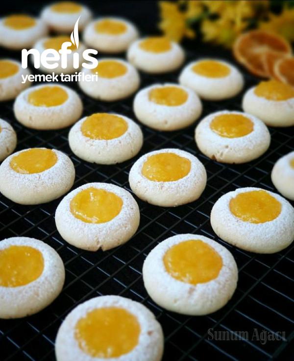 Portakal Marmelatlı Kurabıye