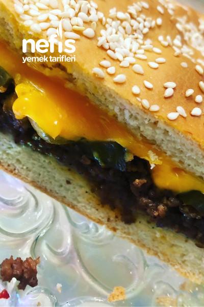 Pratik Burger…. Lezzeti Birebir, Yapılışı Çok Kolay…