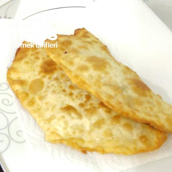 Sulu Çiğ Börek #hamurişi#lezzet