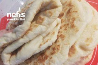 Tavada Mayalı Pamuk Ekmek Tarifi