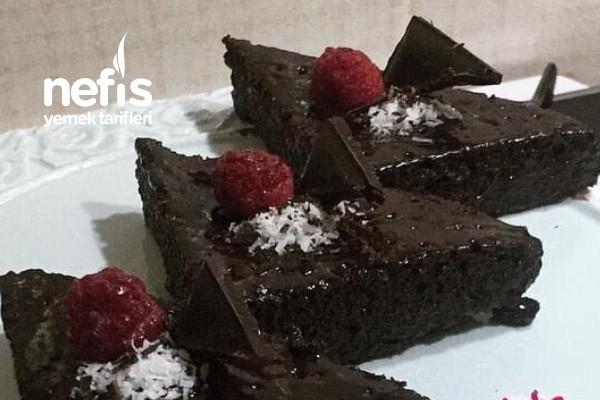 Yoğun Islak Kek (Brownie) Tarifi