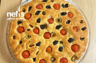 Foccacia Ekmeği Tarifi