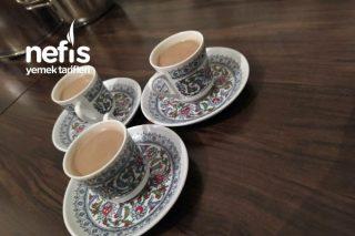 Hindistan Cevizi Yağlı Dibek Kahvesi Tarifi