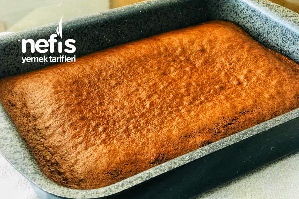 Islak Kek Tarifi (Asla Kuru Olmayan, Brownie Tadında)