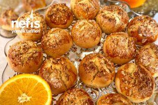 Portakallı Anne Kurabiyesi Tarifi