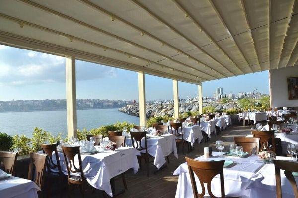 kalamış paysage restaurant