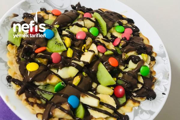 Süper Waffle Tarifi