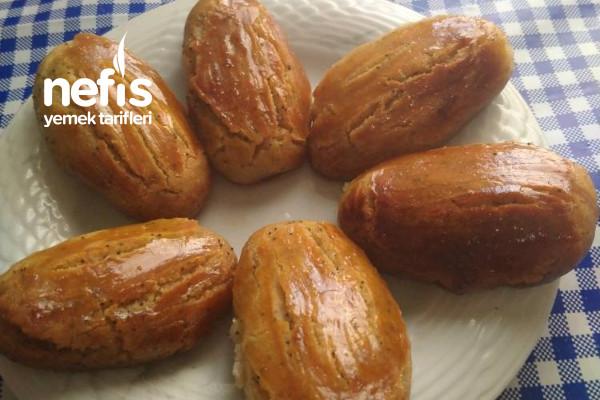 Badem Tatlısı (Margarinsiz Şekerpare) Tarifi