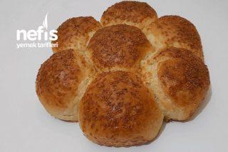 Çiçek Ekmek (Puf Puf) Tarifi