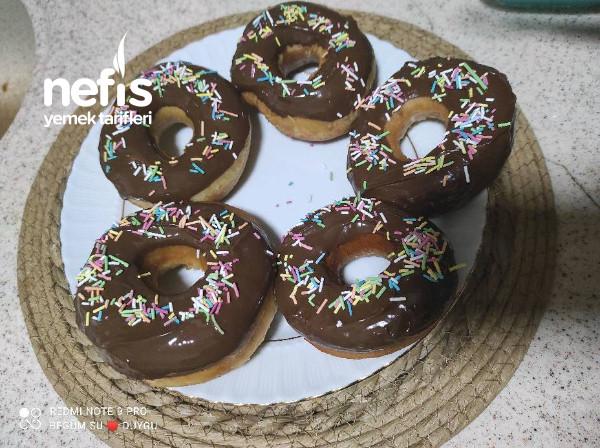 Donut (Mükemmel Lezzetiyle)