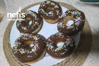 Donut (Mükemmel Lezzetiyle) Tarifi