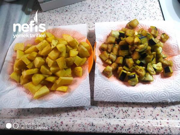 Etli Patlıcan Yemeği