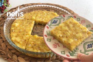 Haftasonu Kahvaltınız İçin Lezzeti Şahane Patatesli Kahvaltılık Tarifi (Videolu)