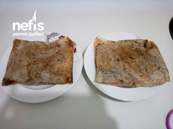 Kağıt Kebabı (Lokum Gibi Lezzetli)