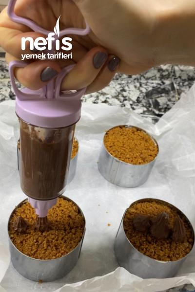 Karamel Bisküvili Tatlı