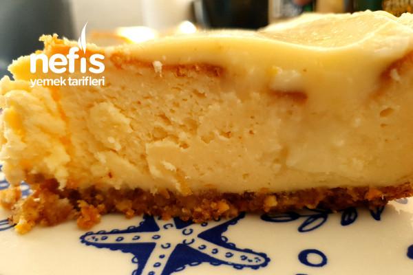 Cheesecake/ Çizkek (Käsekuchen ) (Limonlu) Tarifi