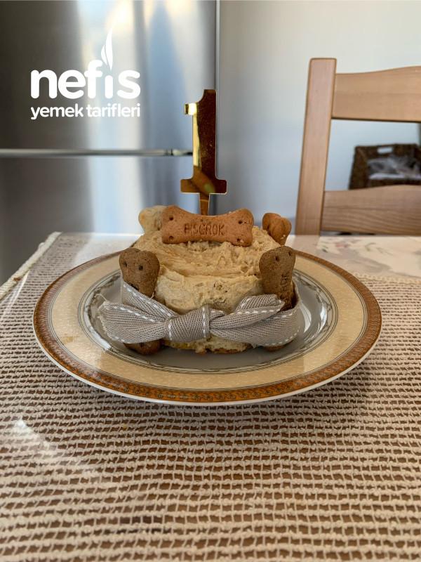 Kopek Dogum Günü Pastası