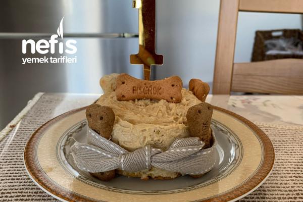 Köpek Doğum Günü Pastası