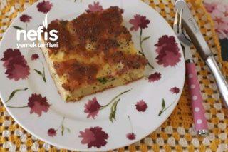Patatesli Kek (Börek Lezzetinde) Tarifi