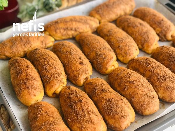 Rulo Haşhaşlı Çörek