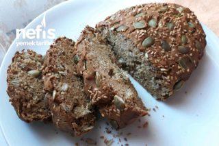 Tahıllı Karabuğday Ekmeği Tarifi