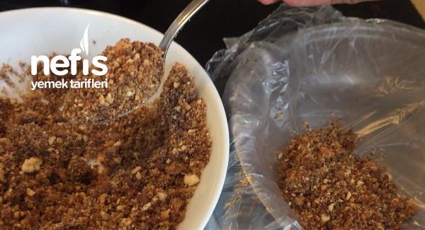 Fırın Kullanmadan Sadece 4 Malzemeli Yaş Pasta Tarifi(videolu)