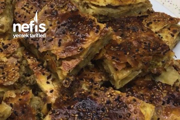 Kayseri'nin Kıymalı Tandır Böreği Tarifi
