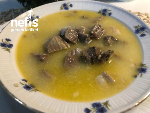 Kelle Paça Çorbası(şifa Çorbasi)