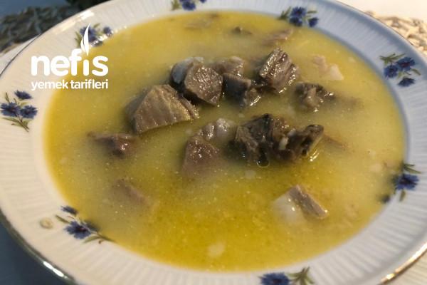 Kelle Paça Çorbası (Şifa Çorbası) Tarifi